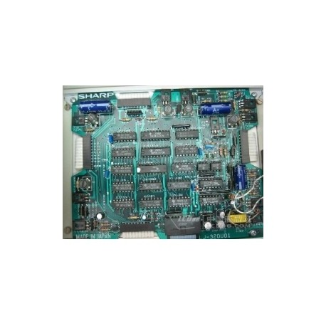 LJ320U01 EL панель