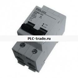 CDB5-100 4P 63A Delixi дифавтомат