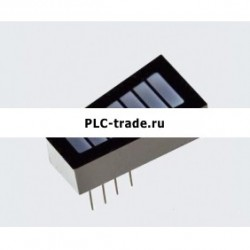 Arrow LED Displays Digit height: Digit height: 25.4 x 10.1 mm