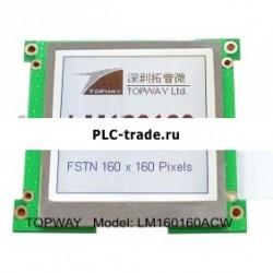 160x160 графический LCD модуль LCM