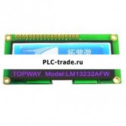 132x32 графический LCD модуль LCM