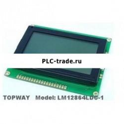 128x64 графический LCD модуль LCM