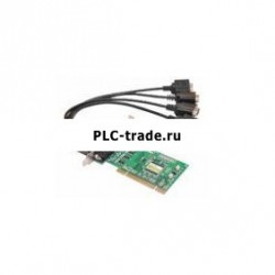PCI to RS232*4 портовая плата UT-764
