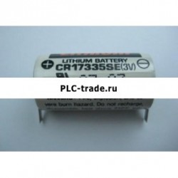 A02B-0177-K106 батарея (CR17335SE) FANUC CNC 16i/18I 3V