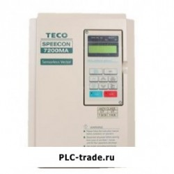 TECO AC частотный преобразователь MA 7200MA-240V-2HP JNTMBGBB0002JKSU2 2HP 1500W 200V~24