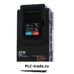 TECO AC частотный преобразователь A510 A510-4008-H3 8HP 5500W 380V~480V 50/60Hz