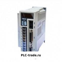 TECO AC сервопривод JSDE+ JSDEP-20A 750W 1/3 фазы 170V~253V 50/60Hz