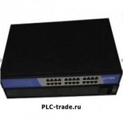 24ports 10/100M переключатель UT-6524 UTEK