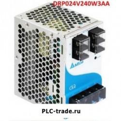 Delta DIN Rail блок питания CliQ DRP024V240W3AA 24V 240W