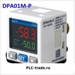 Delta датчик давления DPA DPA01M-P Energy-saving Mode