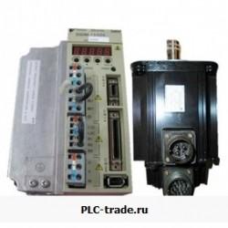 200V 1.3KW Yaskawa Sigma II сервосистема SGDM-15ADA+SGMGH-13ACA61