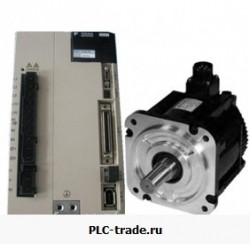 200V 1.3KW Yaskawa Sigma 5 сервосистема SGDV-120A01A+SGMGV-13ADC61