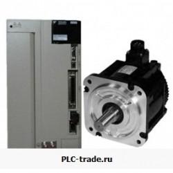 200V 1.8KW Yaskawa Sigma 5 сервосистема SGDV-180A01A+SGMGV-20ADC61
