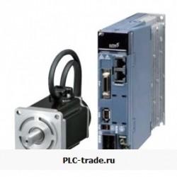 200V 0.1KW 100W сервоусилитель + серводвигатель RYH201F5-VV2 + GYS101D5-RA2