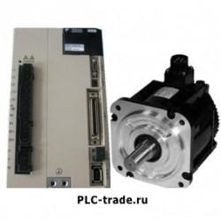 200V 1.8KW Yaskawa Sigma 5 сервосистема SGDV-180A01A+SGMGV-20ADC6C