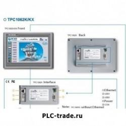 Embedded HMI панель оператора TPC1062KX 10.2 дюйм