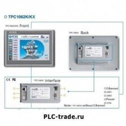 Embedded HMI панель оператора TPC1062K 10.2 дюйм