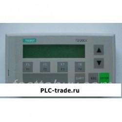 CTS6 D02-MH010 CO-TRUST Coпанель TD2X панель LCD экран ASCII
