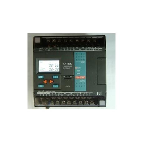 ПЛК AC220V 12 DI 8 DO Fatek FBs-20MCT2-AC