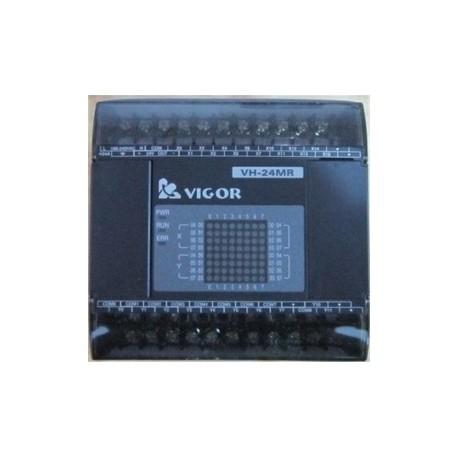 ПЛК AC100-220V 14 DI 10 DO реле VIGOR VH-24MR