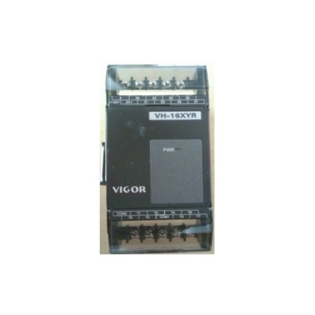 ПЛК 24VDC 8 DI реле 8 DO реле VIGOR VH-16XYR модуль