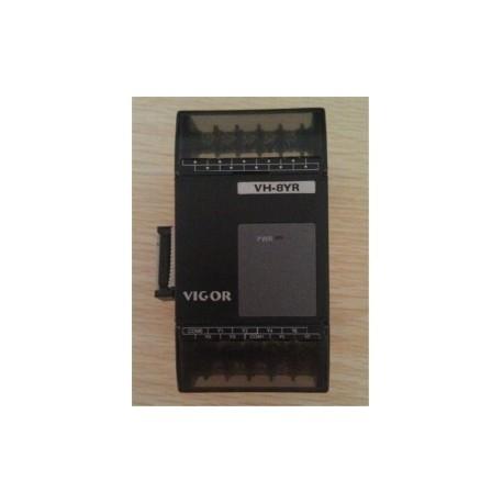 ПЛК 24VDC 8 DO реле VIGOR VH-8YR модуль