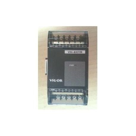 ПЛК 24VDC 4 DI 4 DO реле VIGOR VH-8XYR модуль