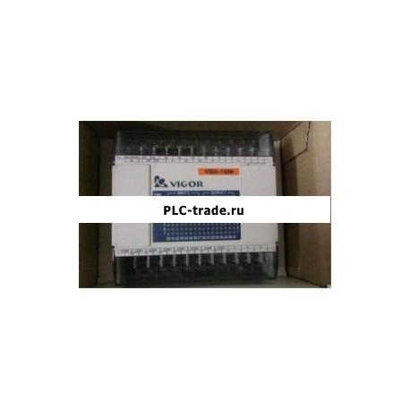 VB2-16MR-A ПЛК VIGOR 24VDC 8 point