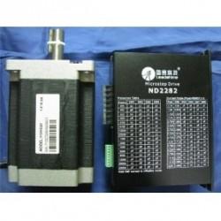 Leadshine шаговый двигатель 110HS 20NM 6.5A 110HS20+ND2282 привод 80-220DCV