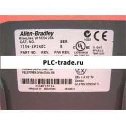 1734-EP24DC AB Allen-Bradley ПЛК 24VDC модуль