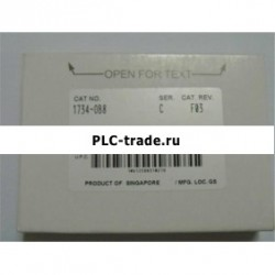1734-OB8 AB ПЛК 24DC цифровой DC модуль