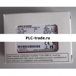 1734-OB8S AB ПЛК 24DC цифровой DC модуль