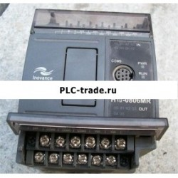H1U-0806MR-XP inovance ПЛК DC24V