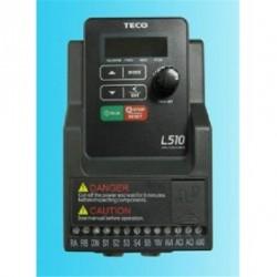220V 2.6A 0.4KW 0.5HP TECO Частотный преобразователь L510-2P5-H1-N