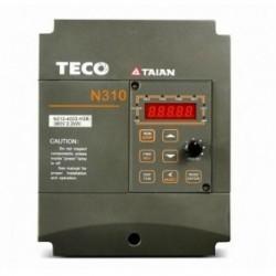 1ф/3ф 200V 7.5A 1.5KW 2HP TECO Частотный преобразователь N310-2002-H