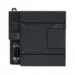 ПЛК AC/DC/RLY 8 DI 6 DO  CPU222-AR