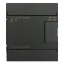 ПЛК 4 термопара EM231-TC4 SIE 6ES7 231-7PD22-0XA0 модуль