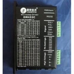 драйвер шагового двигателя DM432C 18-40VDC 1.3-3.2A Leadshine