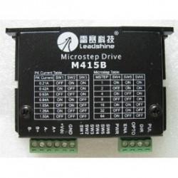 драйвер шагового двигателя M415B 18-36VDC 0.21-1.5A Leadshine for CNC
