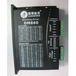 драйвер шагового двигателя DM860 24-60VDC 2.4-7.2A Leadshine
