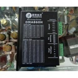 драйвер шагового двигателя DMA860H 36-80VDC 2.4-7.2A Leadshine