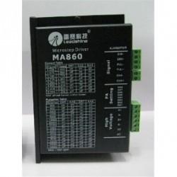драйвер шагового двигателя MA860 18-60VAC 2.4-7.2A Leadshine for CNC