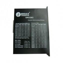 драйвер шагового двигателя DM2282 180-240VAC 2.2-8.2A Leadshine