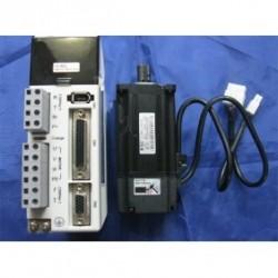 Leadshine 220VAC 200W 91oz-in 0.64N.M 2500ppr энкодер AC набор серводвигатель + сервопривод ACM6002L2H-10-B+L5-400