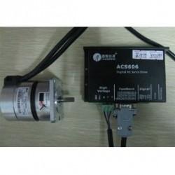 Leadshine 24VDC 25W 11.3oz-in 0.08N.M 3000RPM Brushless DC набор серводвигатель + сервопривод BLM57025-1000+ACS606