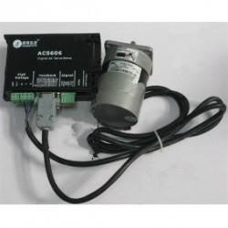 Leadshine 24VDC 50W 22.6oz-in 0.16N.M 3000RPM Brushless DC набор серводвигатель + сервопривод BLM57050-1000+ACS606