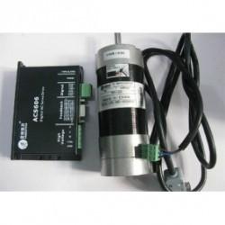 Leadshine 36VDC 90W 41oz-in 0.29N.M 3000RPM Brushless DC набор серводвигатель + сервопривод BLM57090-1000+ACS606
