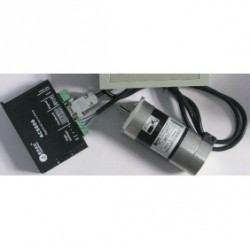 Leadshine 36VDC 180W Square Flange 82oz-in 0.57N.M Brushless DC набор серводвигатель + сервопривод BLM57180-1000+ACS606