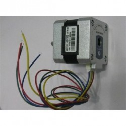 Leadshine NEMA17 42mm 31.2oz-in 0.22N.M 18-40VDC шаговый двигатель + драйвер 42HS02+DM442