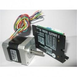 Leadshine NEMA17 42mm 48.6oz-in 0.34N.M 18-30VDC шаговый двигатель + драйвер 42HS03+DM320C